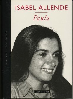 16 June 2013: Isabel Allende, Paula (1994)
