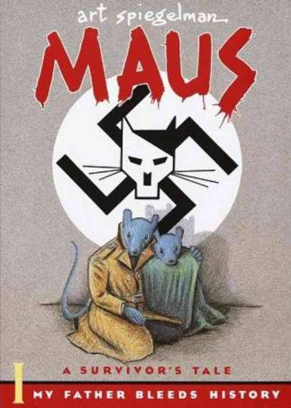 11 Dec 2012: Art Spiegelman, Maus (1980)