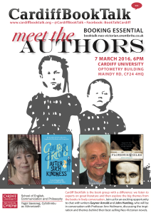 Meet the Authors: Gaynor Arnold & John Harding