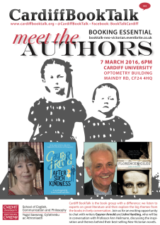 7 Mar 2016: Meet the Authors: Gaynor Arnold & John Harding