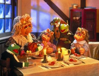 Muppet Cratchits