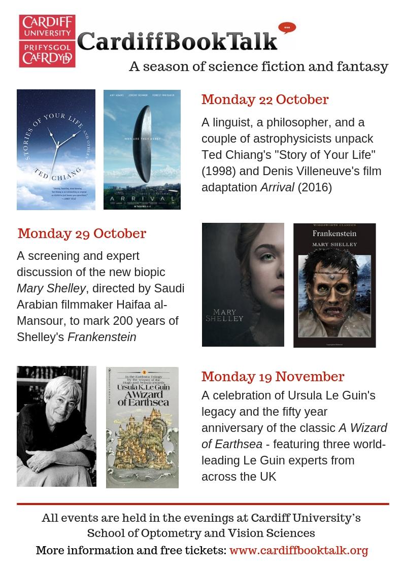 A season of science fiction and fantasy (1)