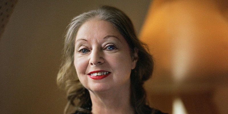 Picture of the author Hilary Mantel